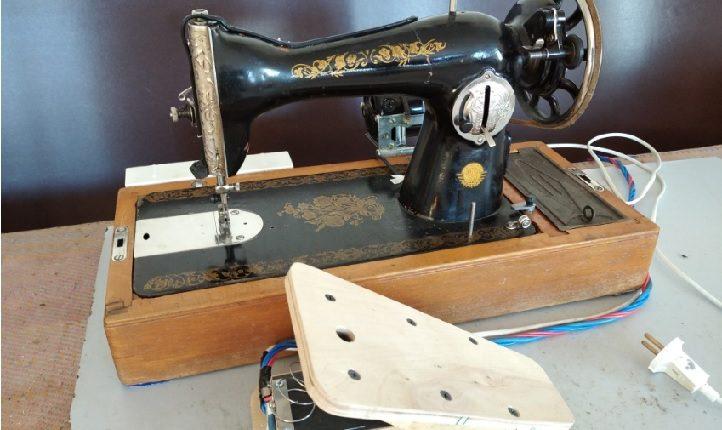 Мотор для швейной машины Подольск