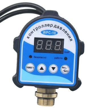 Контроллер давления wpc 10