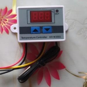 temperature controller xh w3001 схема подключения и инструкция