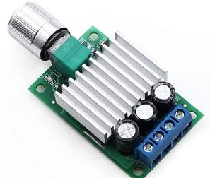 Контроллер скорости двигателя постоянного тока pwm