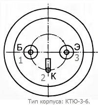 КТЮ-3-6 бкэ